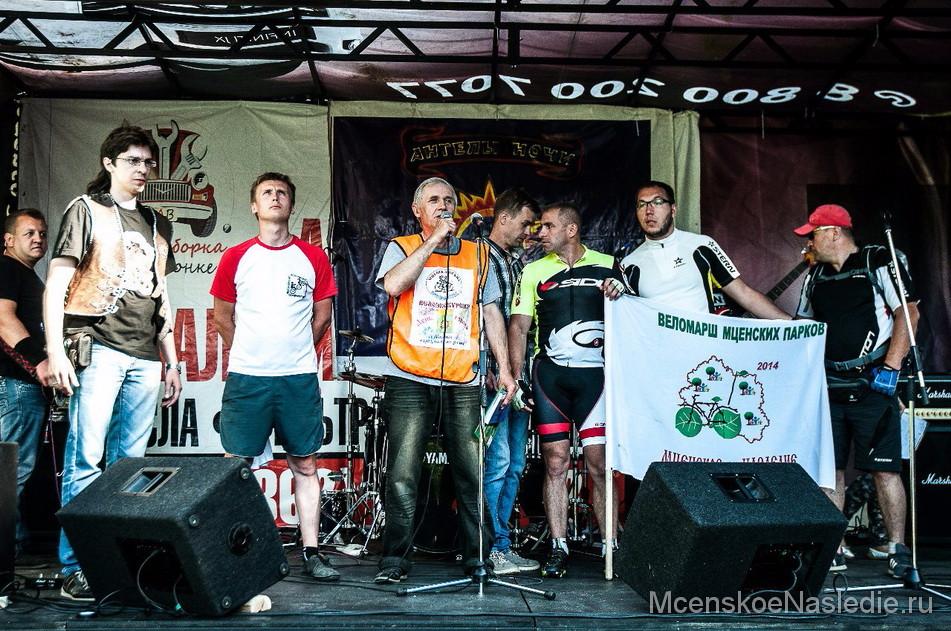 Байк-рок-фестиваль под Мценском9