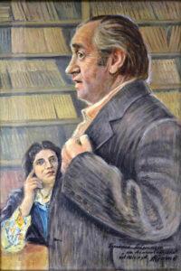 Акулов Иван Иванович (1922-1988), писатель, участник боев за Мценск в период ВОВ