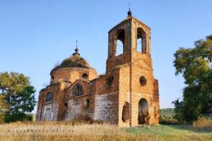 Церковь Михаила Архангела с. Грачевка